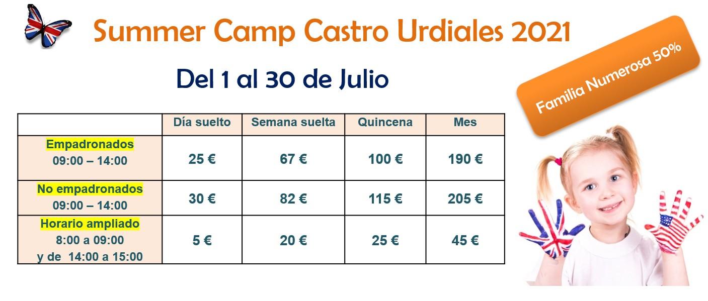 English-Campamento-Castro-2021-PRECIOS