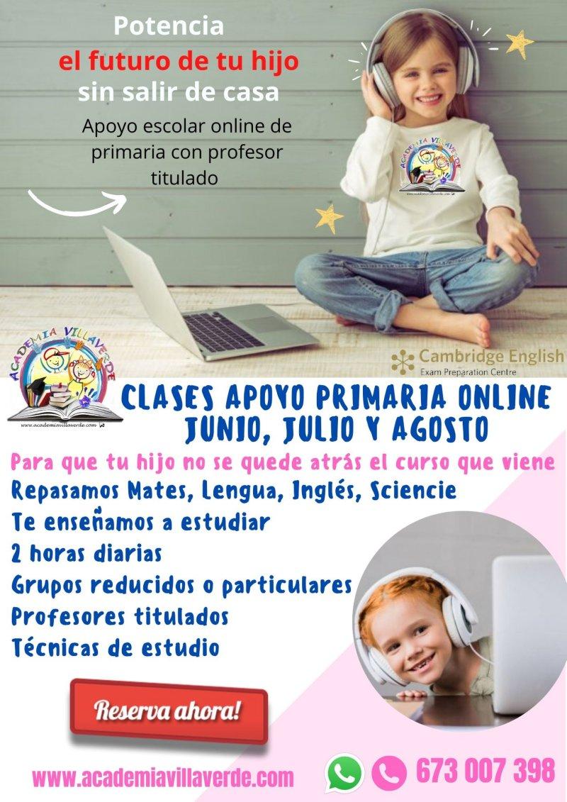 intensivo-verano-online-primaria-academia-villaverde-1